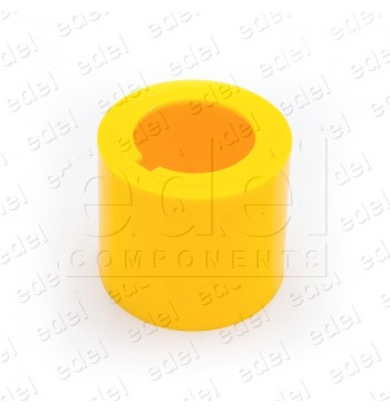 LAY5-EB30 YELLOW PLASTIC SELECTOR COVER