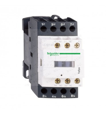 LC1DT25E7 CONTACTOR...