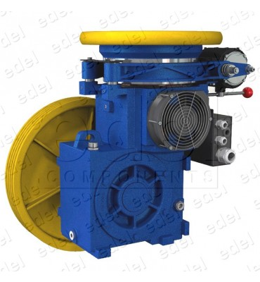 WINCH LINCE 3VF 5.1 KW 1:37...
